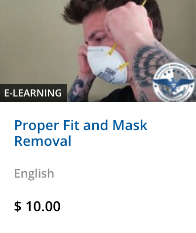 Proper Fit and Mask Removal