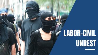 Labor Civil Unrest Section