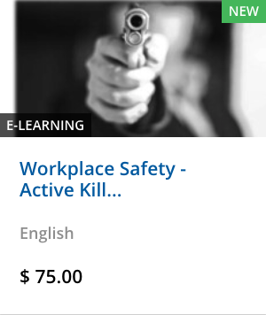 Workplace Safety - Active Killer
